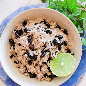 Creole Rice And Beans