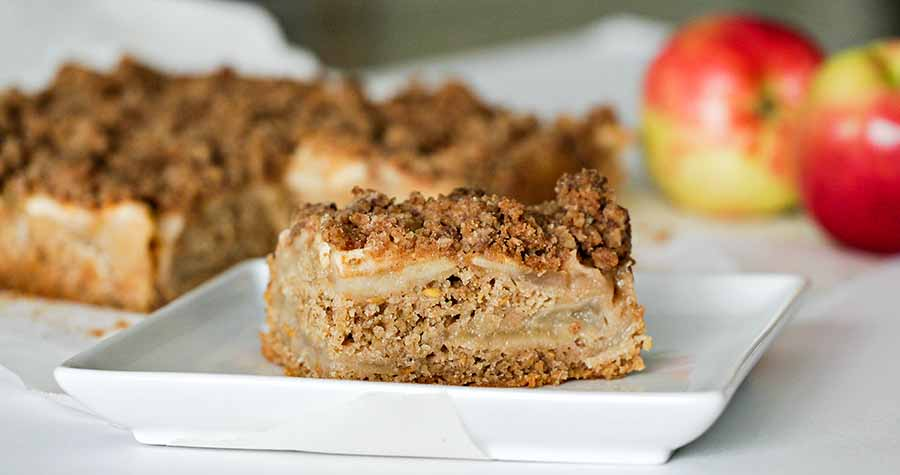 Apple Coffee Cake Muffins Breads