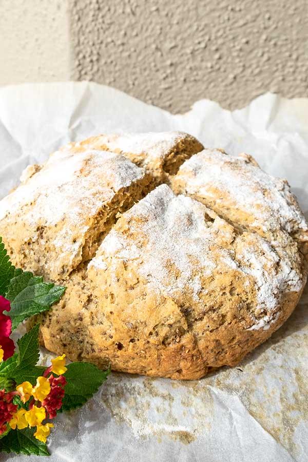 soda bread, gluten free