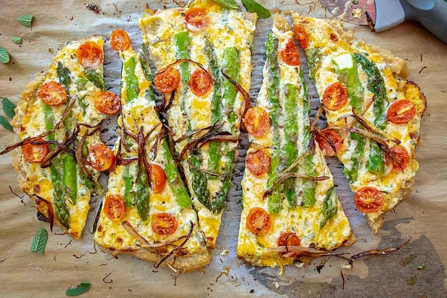 gluten-free flatbread