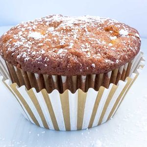Gluten-Free Pineapple and Coconut Muffins