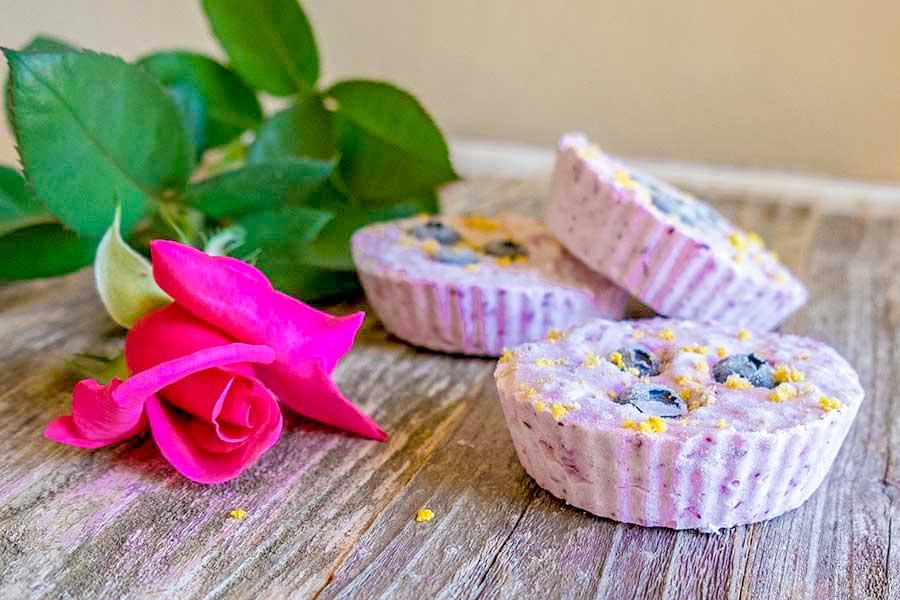 blueberry cheesecake keto