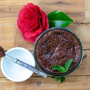 Cherry Chia Jam – Easy Recipe