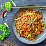 spicy soba noodles gluten free