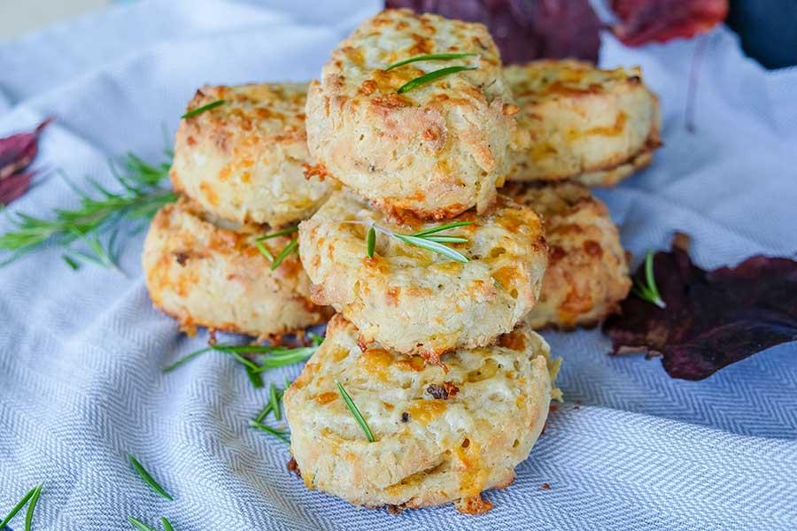 buttermilk biscuits, gluten free