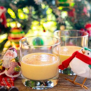 Vegan Gluten-Free Eggnog – Easy Recipe