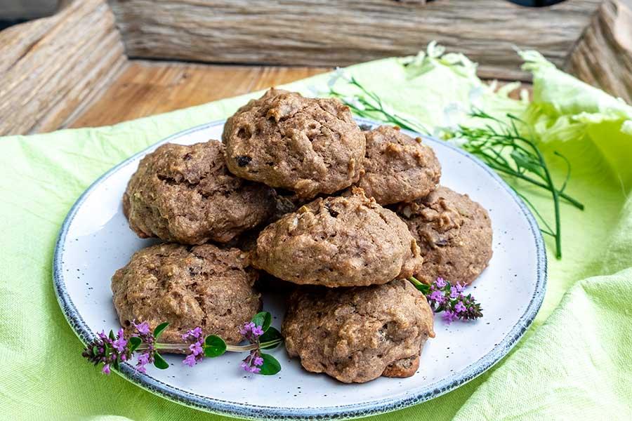 teff cookies, gluten free
