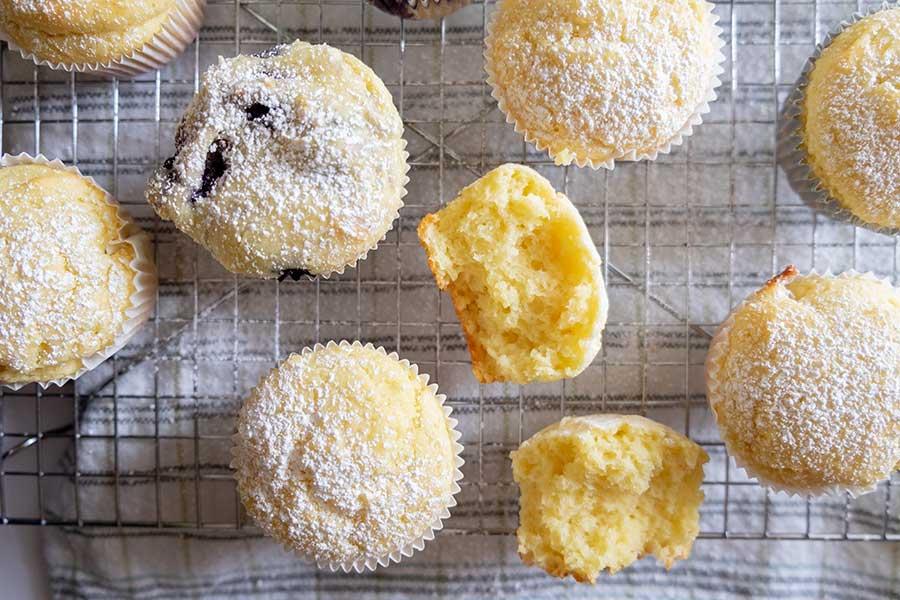 gluten free basic muffin recipe