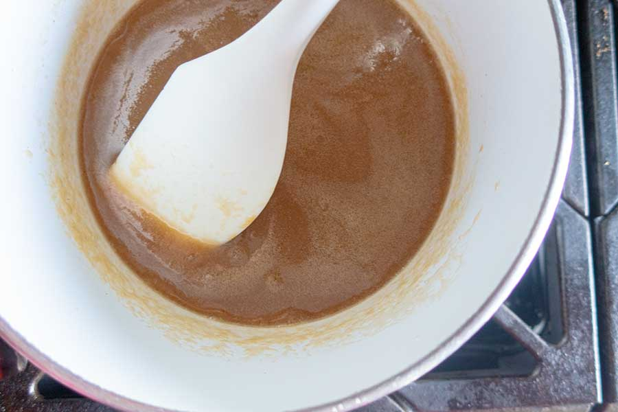 maple caramel sauce