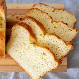 Gluten-Free Basic White Sandwich Bread