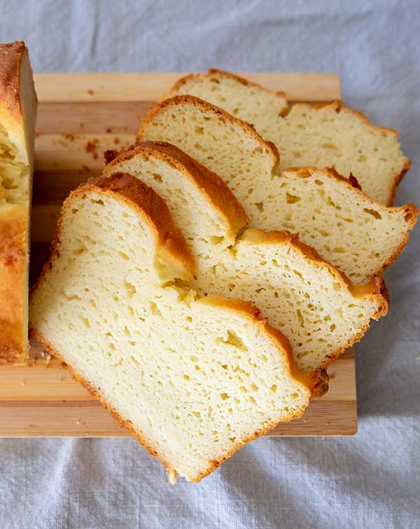 Gluten-Free Basic White Sandwich Bread