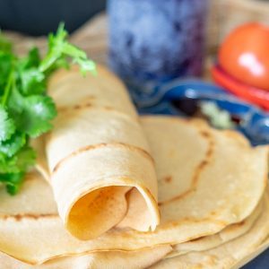 Easy Gluten-Free Tortilla Recipe
