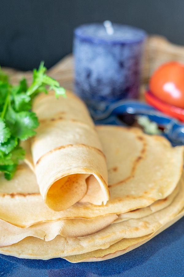 Easy Gluten-Free Tortilla Recipe