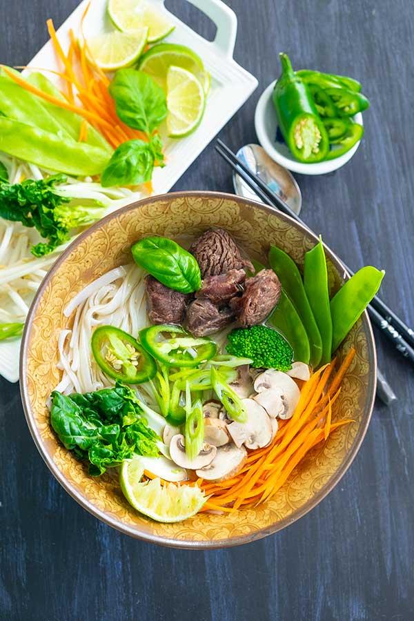 Instant Pot Vietnamese Pho Recipe