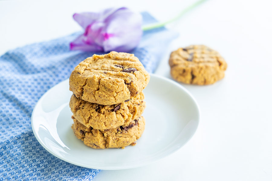 peanut butter cookie, gluten free