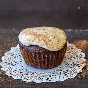 Gluten-Free Tiramisu Cupcakes (Grain-Free)