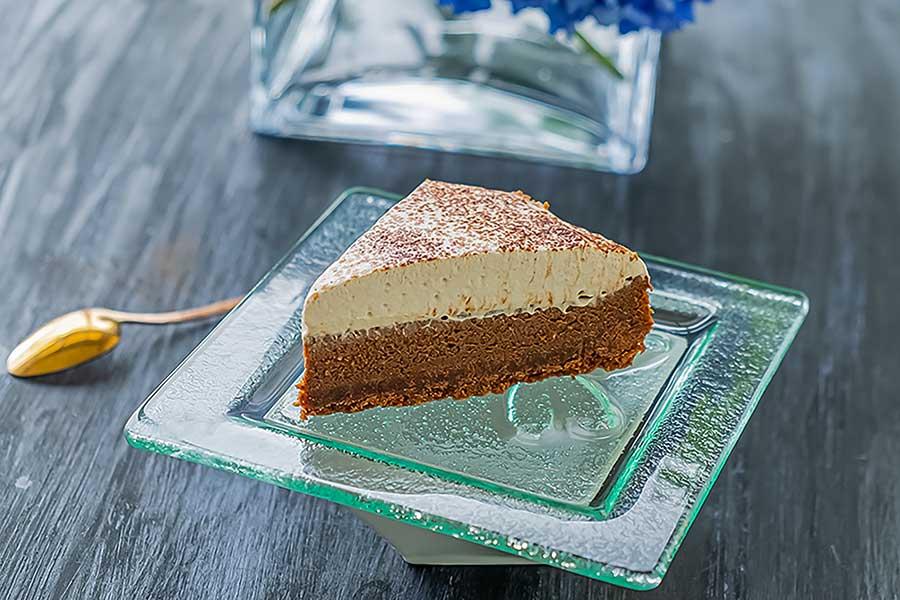 tiramisu cheesecake, gluten free