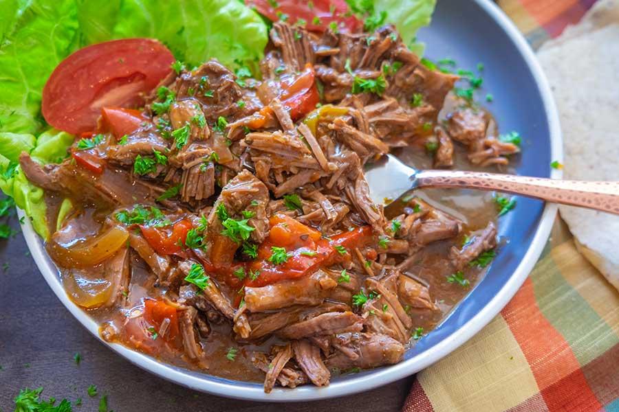 instant pot barbacoa beef
