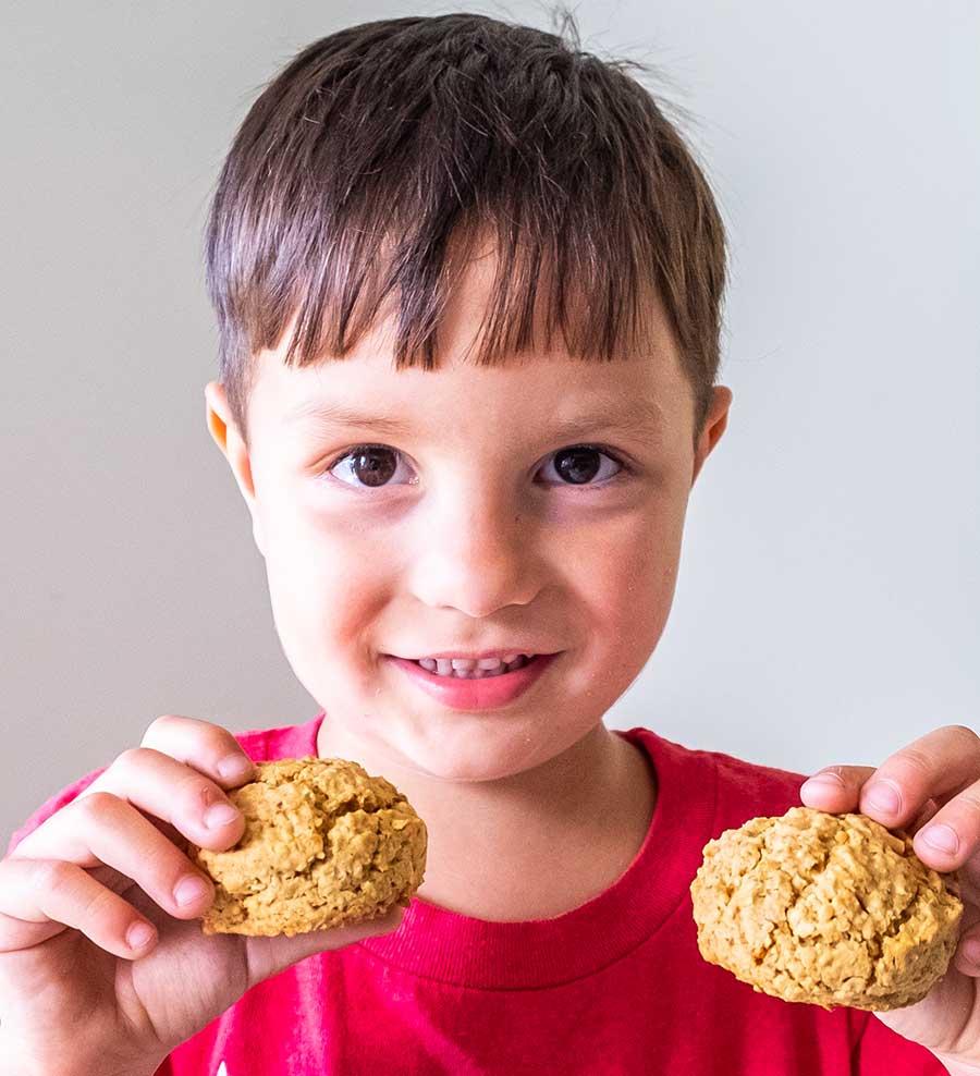 oatmeal cookie, gluten free