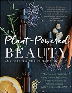 plant powered beauty book