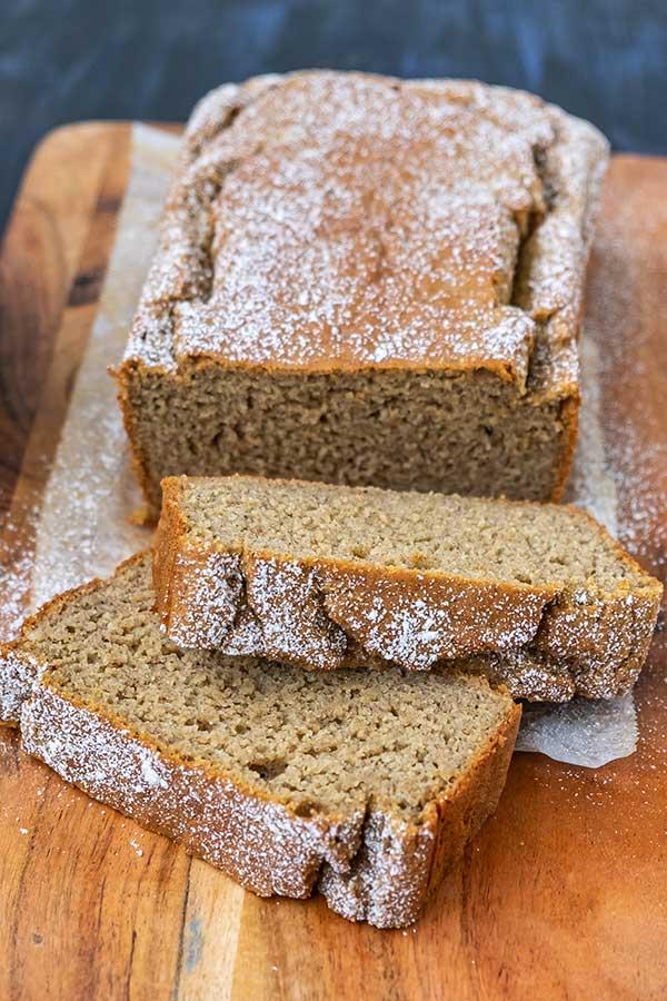 Chai Spiced Banana Bread Gluten-Free
