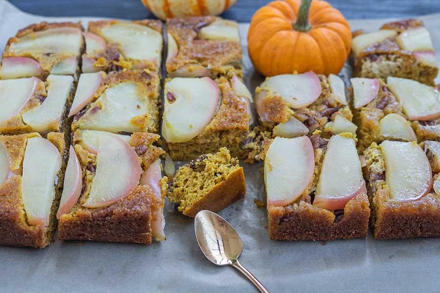 gluten-free pumpkin