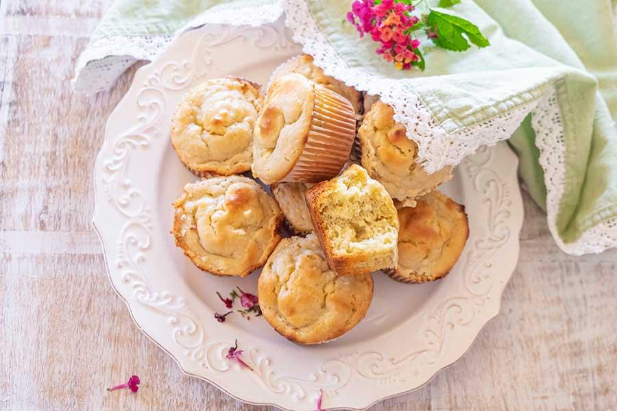 cheesecake muffins, gluten free