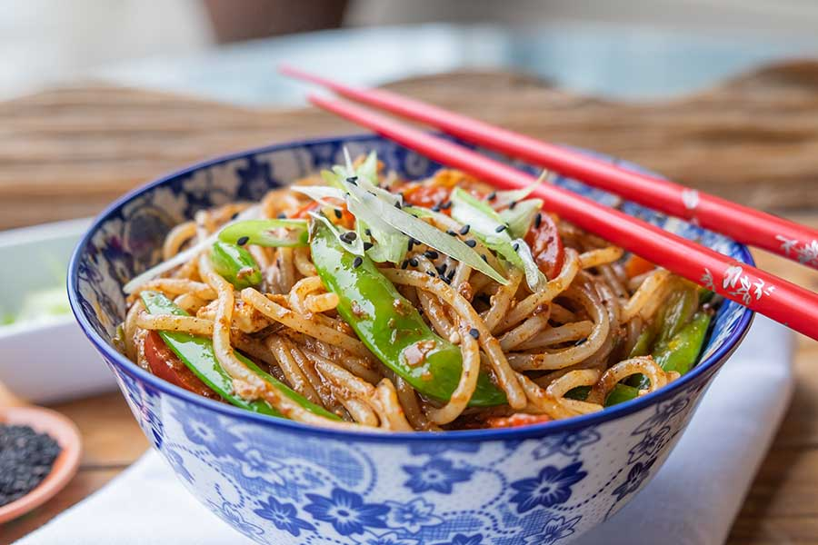Chinese noodles, gluten free