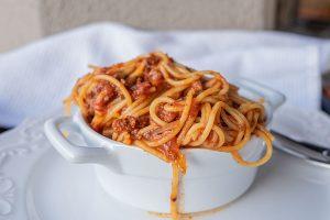 instant pot spaghetti #glutenfree |onlyglutenfreerecipes