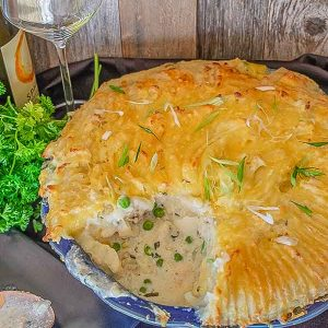 Gluten-Free Fish Pie Recipe