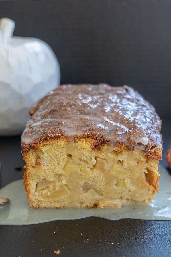 Dutch Apple quick bread, gluten free