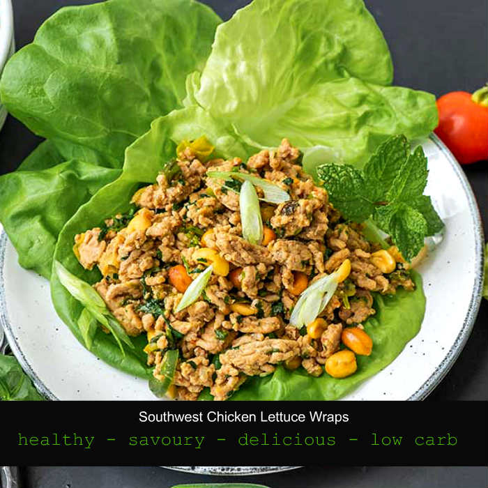 take out chicken lettuce wraps, gluten free