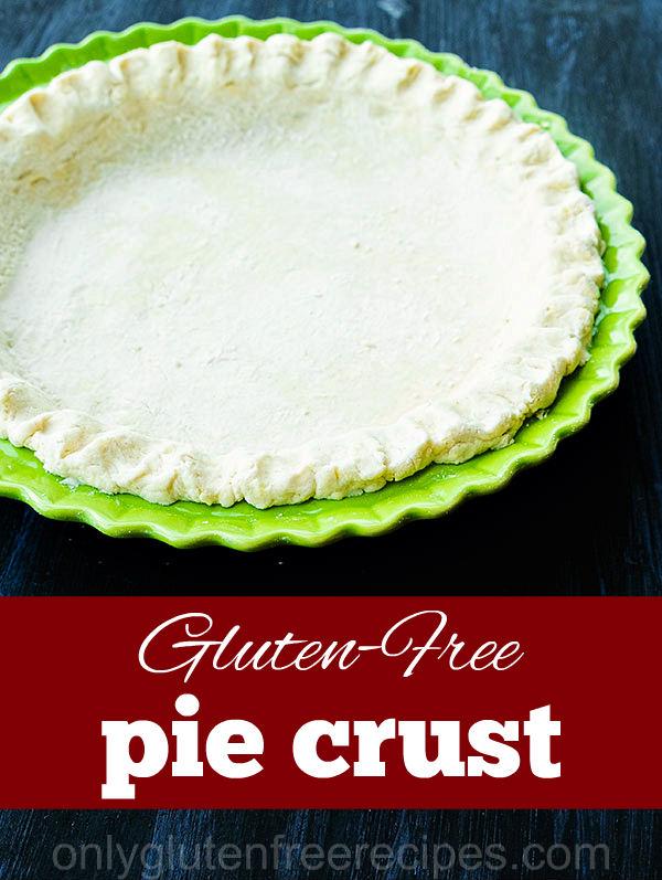 Basic Gluten-Free Pie Crust Recipe