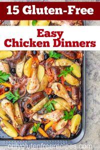 gluten free chicken dinners