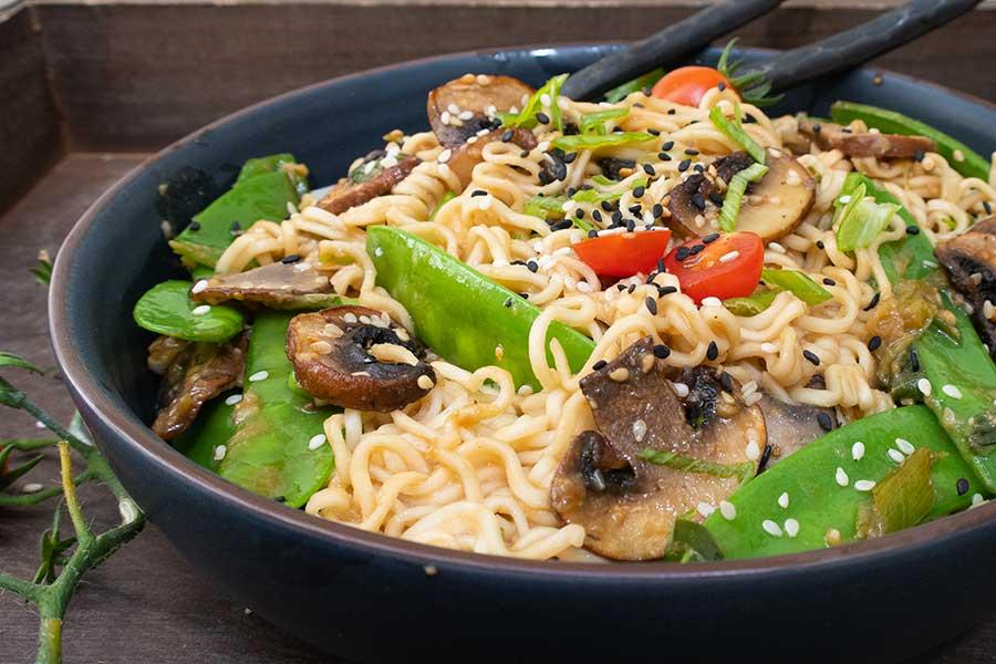 gluten-free miso ramen noodles
