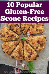 10 gluten free scone recipes