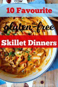 gluten free skiller dinners