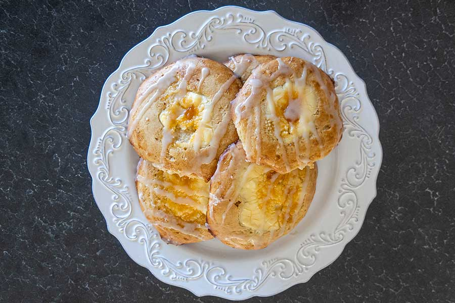 gluten free danish cheese pastry
