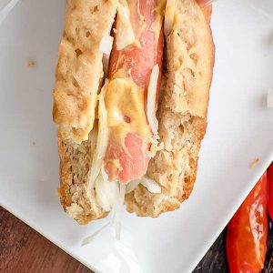 Easy Gluten-Free Hot Dog Buns