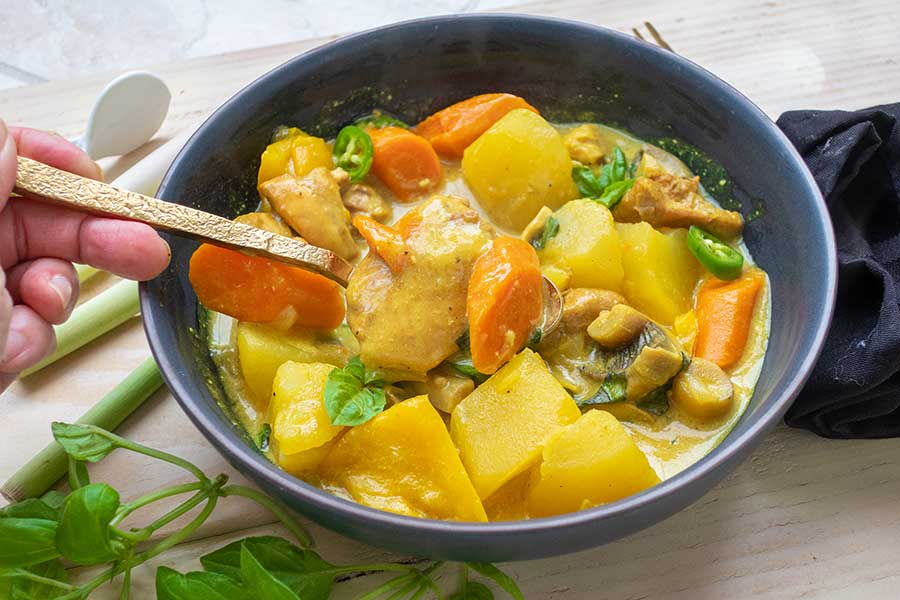 one-pot curry