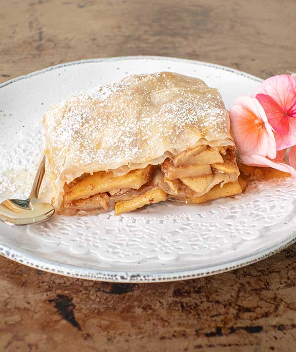 Gluten Free Apple Strudel Only Gluten Free Recipes
