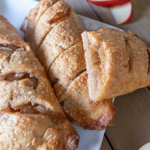 Gluten-Free Apple Turnovers