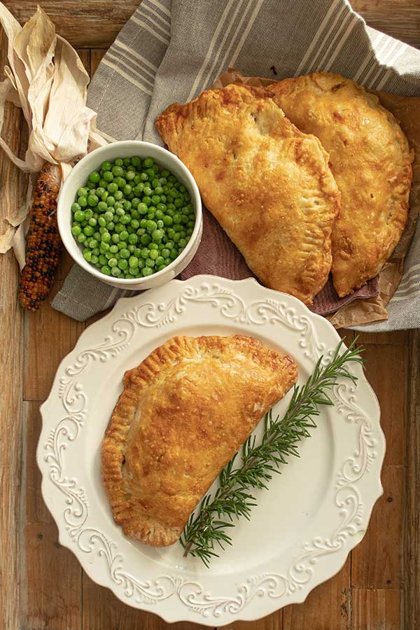 Traditional Gluten-Free Cornish Pasty Recipe
