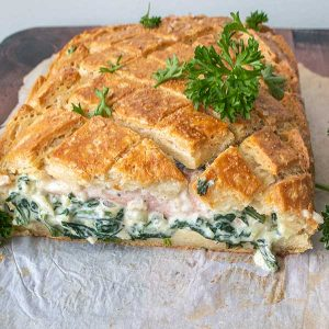 Gluten-Free Salmon Wellington Recipe