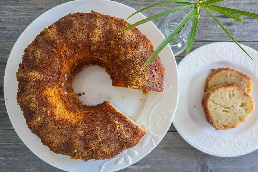 caribbean dessert, gluten free