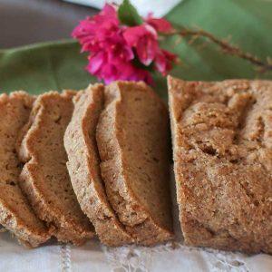 Gluten-Free High Fiber Bread Recipe