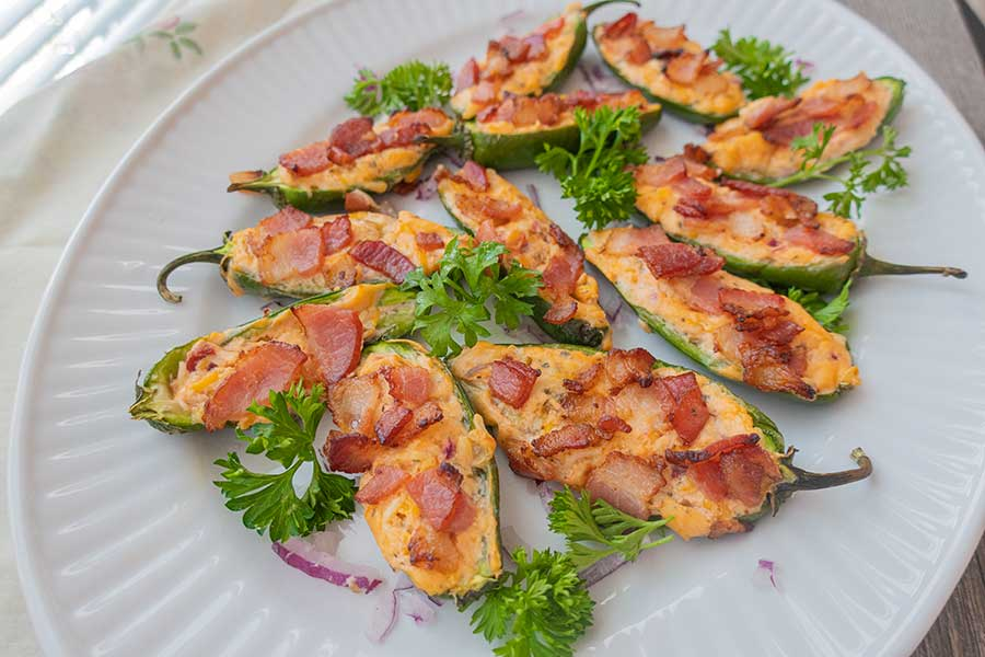jalapeno poppers, low carb