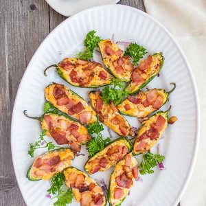 The Very Best Jalapeno Poppers