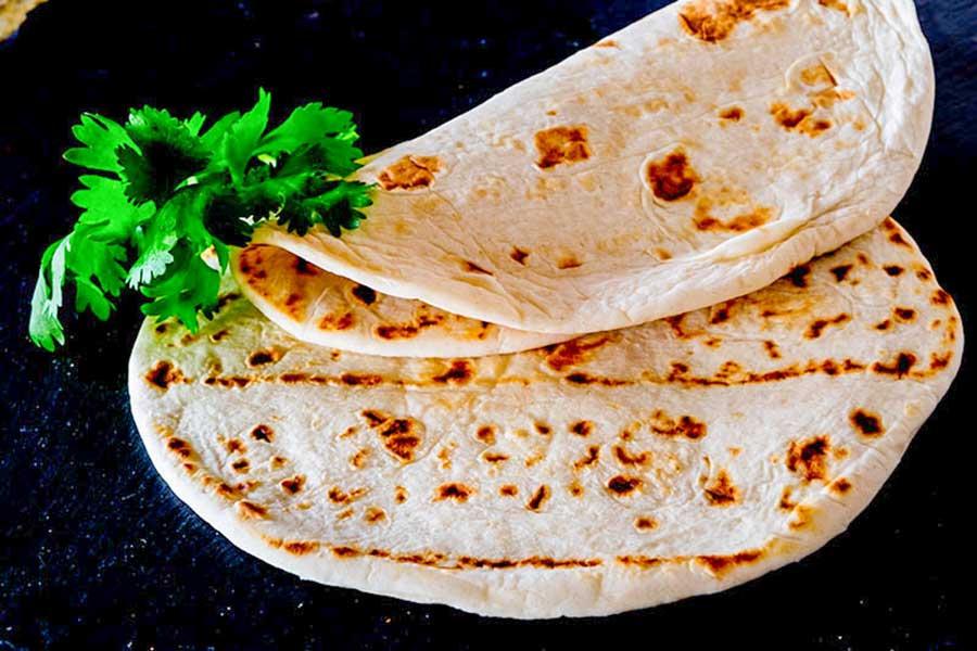 naan bread, gluten free