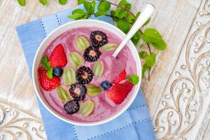 smoothie power bowl